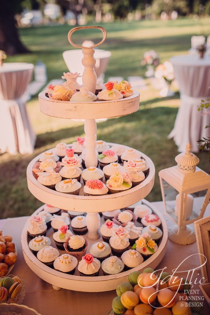 Cupcakes Idyllic Events