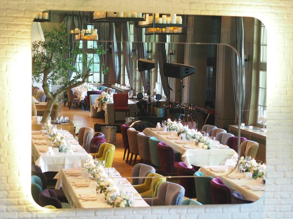 design nunta Clubul DIplomatilor by Idyllic Events
