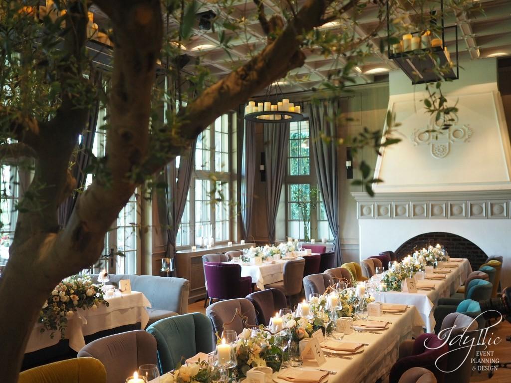 nunta Idyllic la Restaurant Diplomat