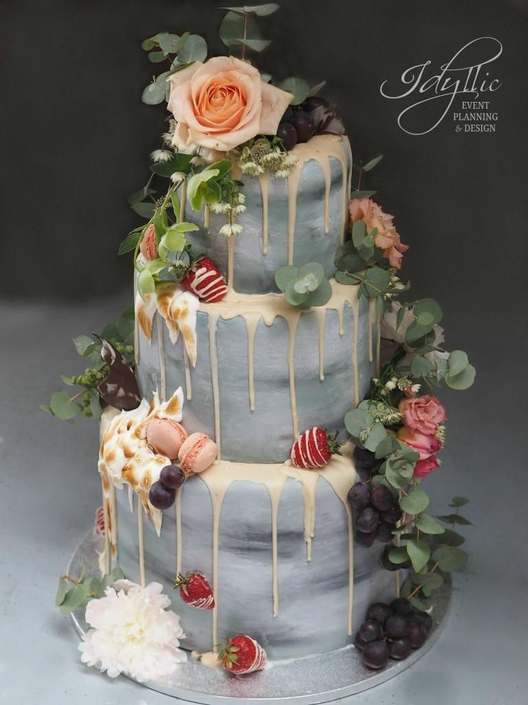 Tort nunta Idyllic Events