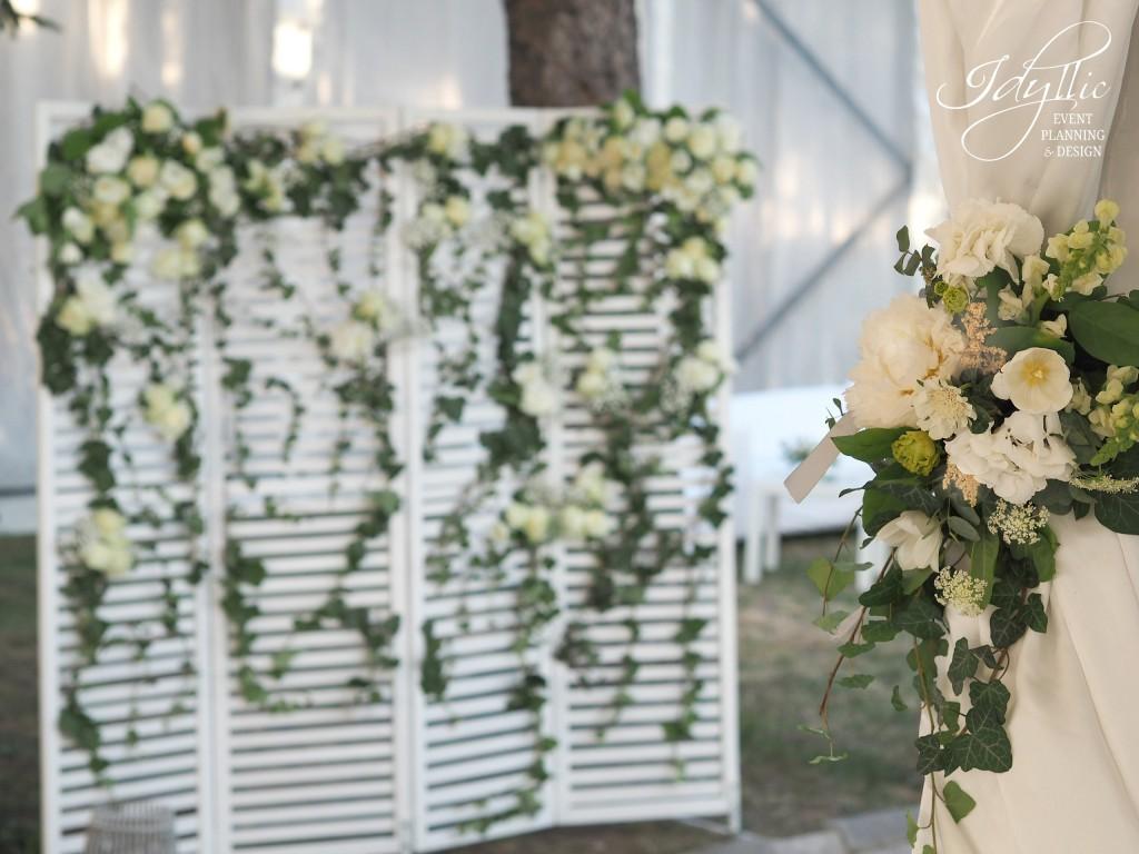 decor nunta Idyllic Events la MediaPro