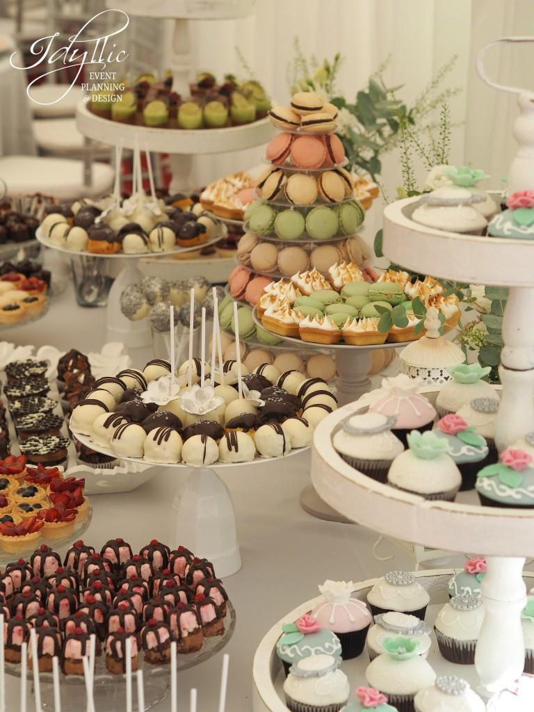Candy bar by idyllic events