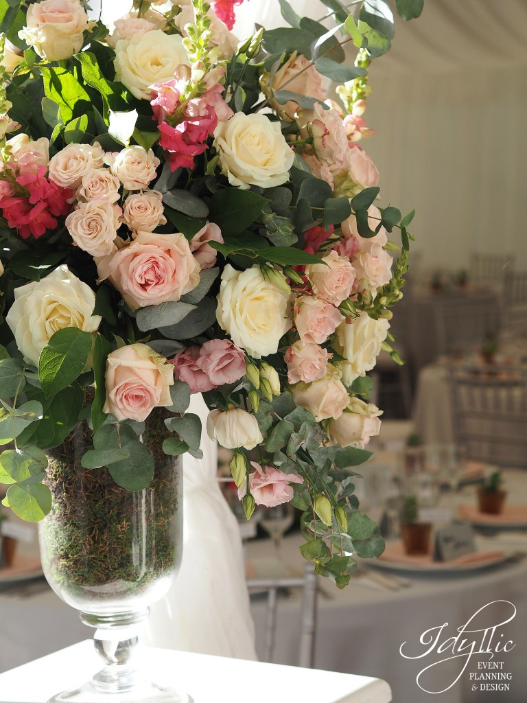 Design floral by idyllic events