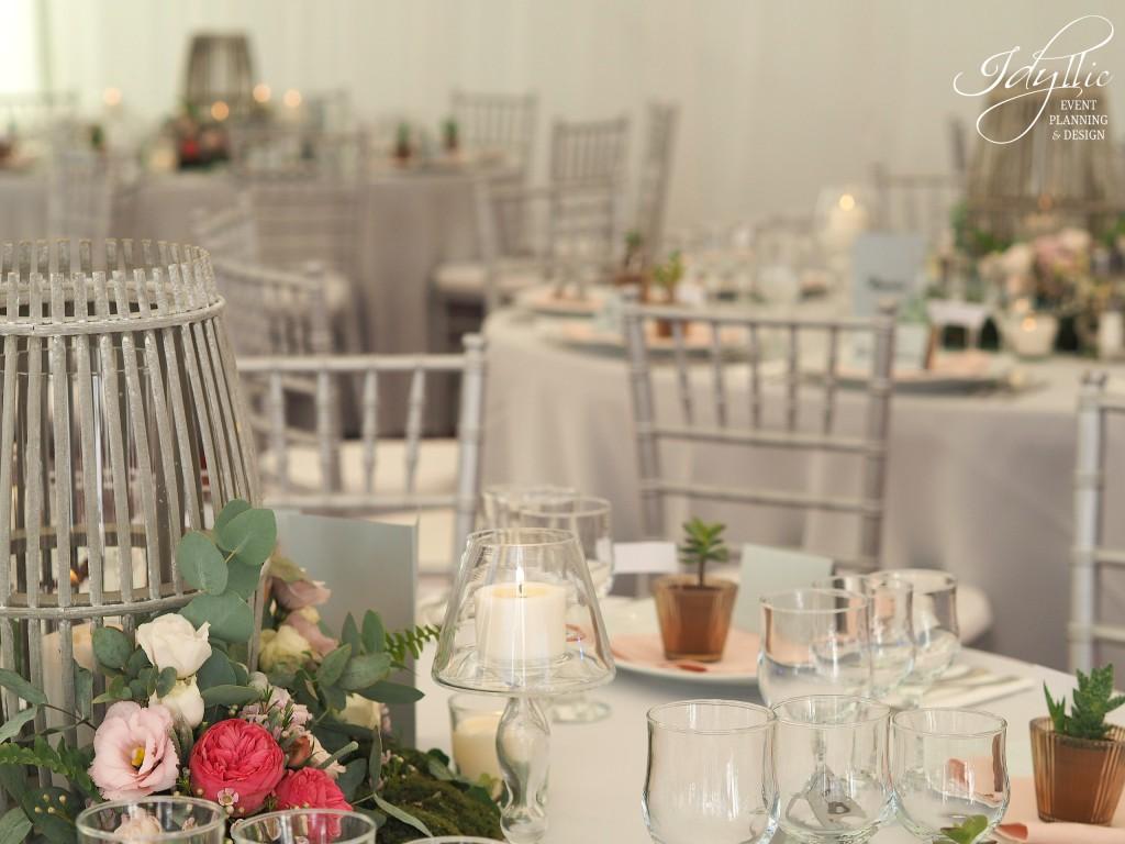 Design floral idyllic events
