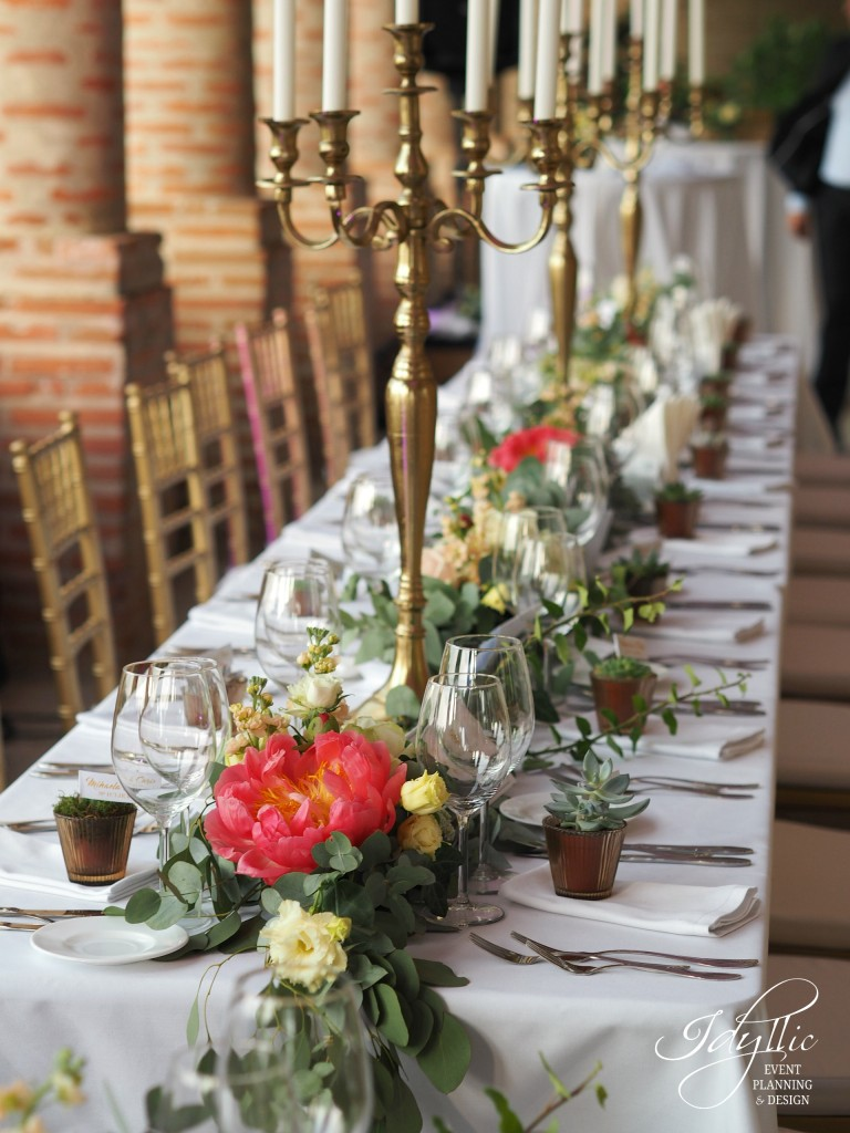 Nunta Palatul Mogosoaia by Idyllic Events