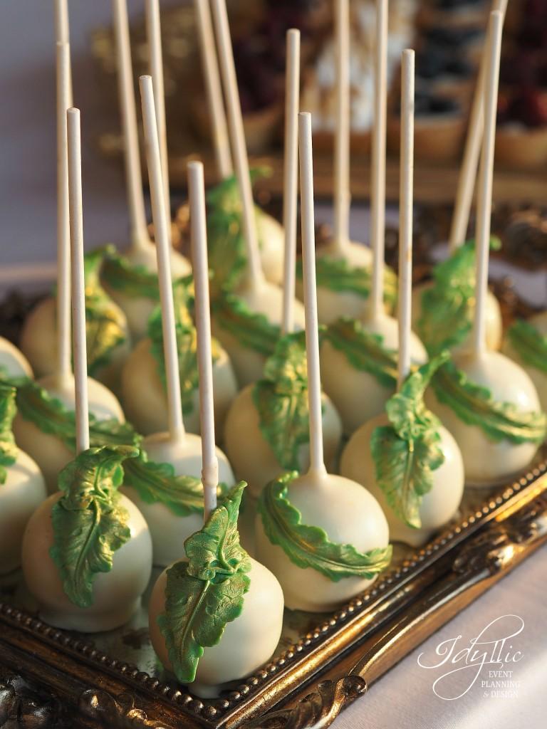 Popcakes decorat Palatul Mogosoaia