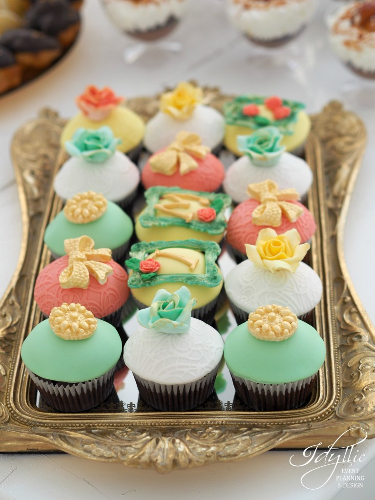 Cupcakes personalizate by Idyllic Events