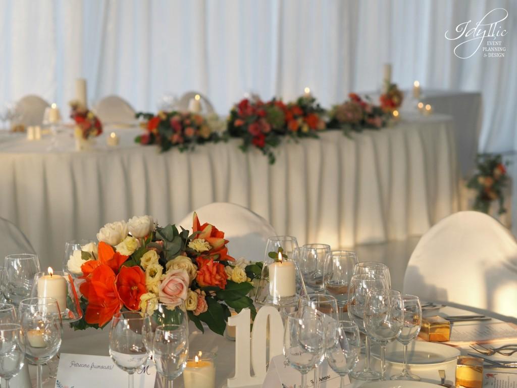Design nunta Studiourile MediaPro by Idyllic