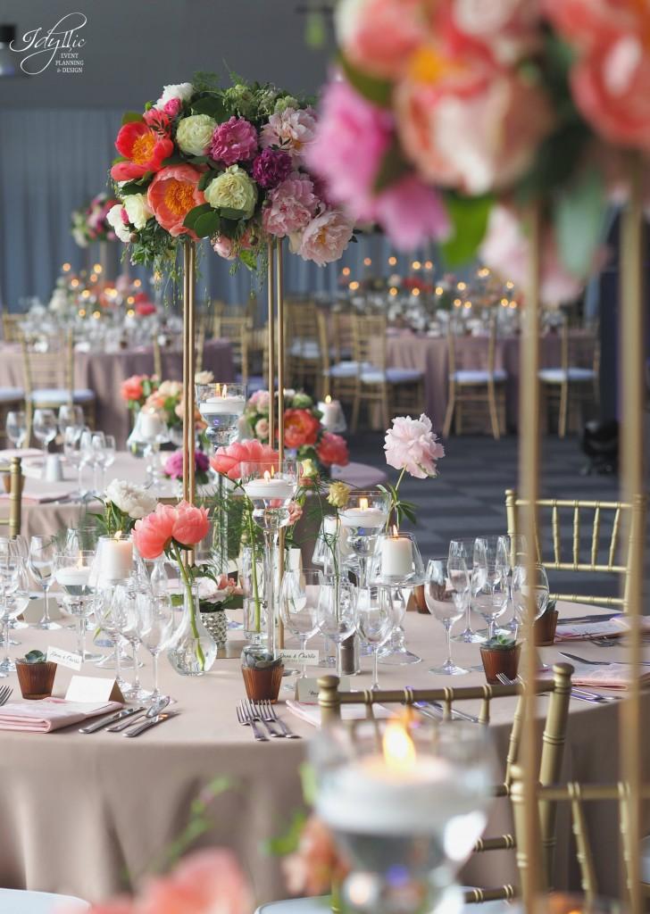 Aranjament floral idyllic events