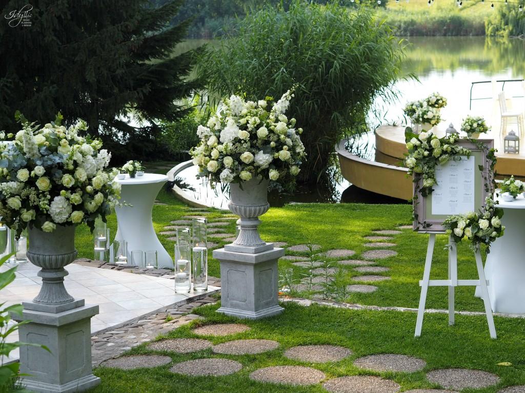 Decor nunta club cortina