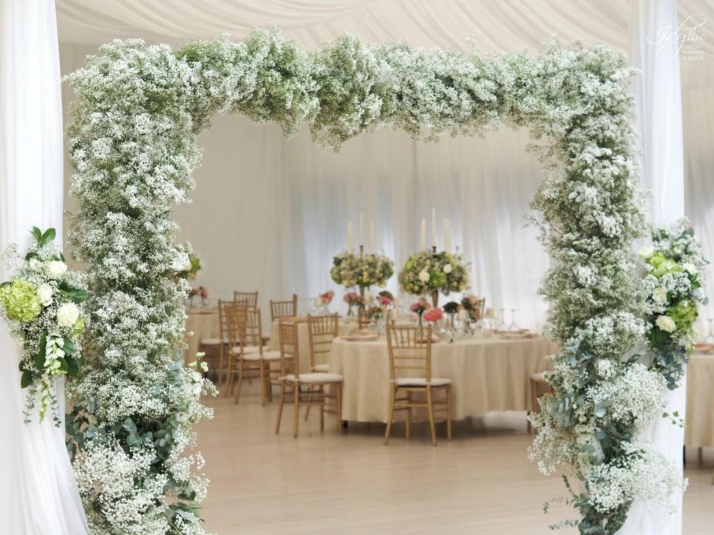 Decor nunta palatul stirbei