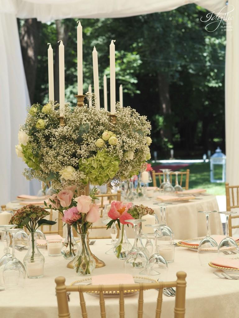 Nunta idyllic events domeniul stirbei