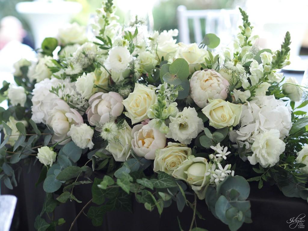 Prezidiu nunta idyllic