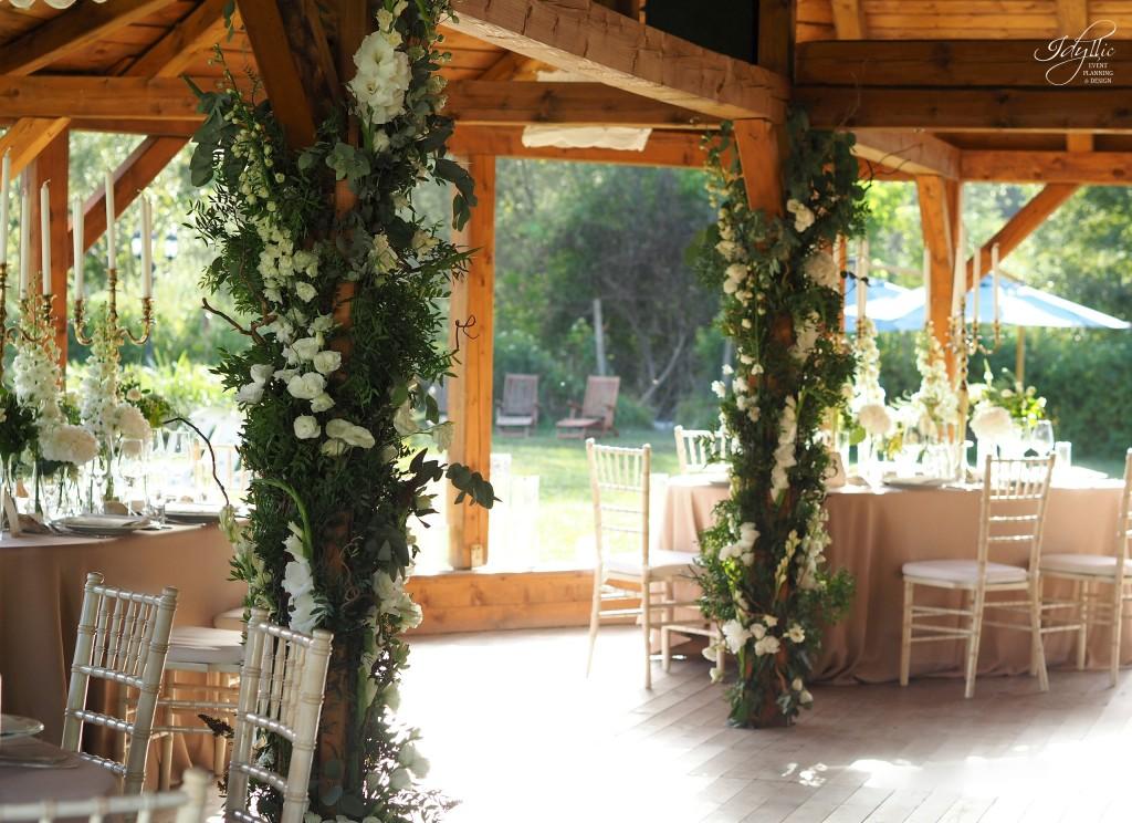 Nunta idyllic events la valea verde
