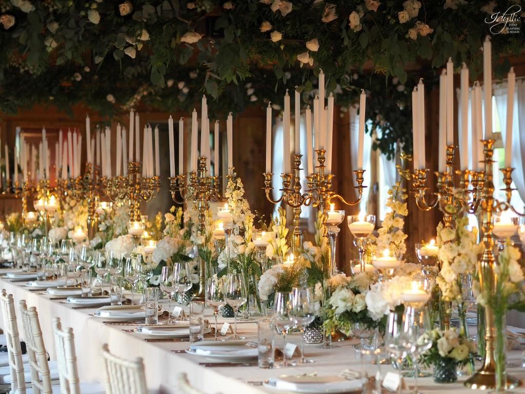 Nunta valea verde idyllic