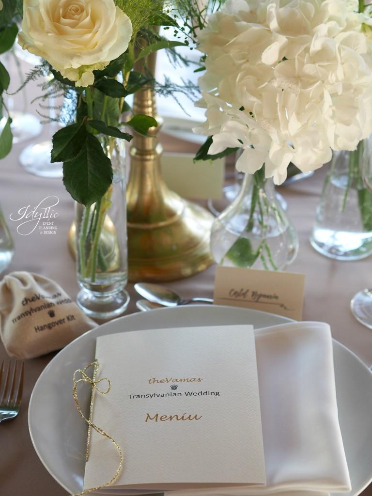 Papetarie nunta