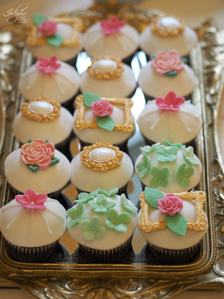 Cupcakes decorate