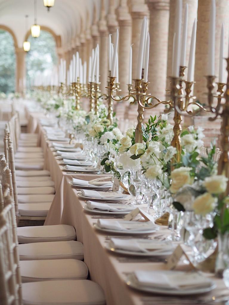 Aranjamente florale nunta idyllic