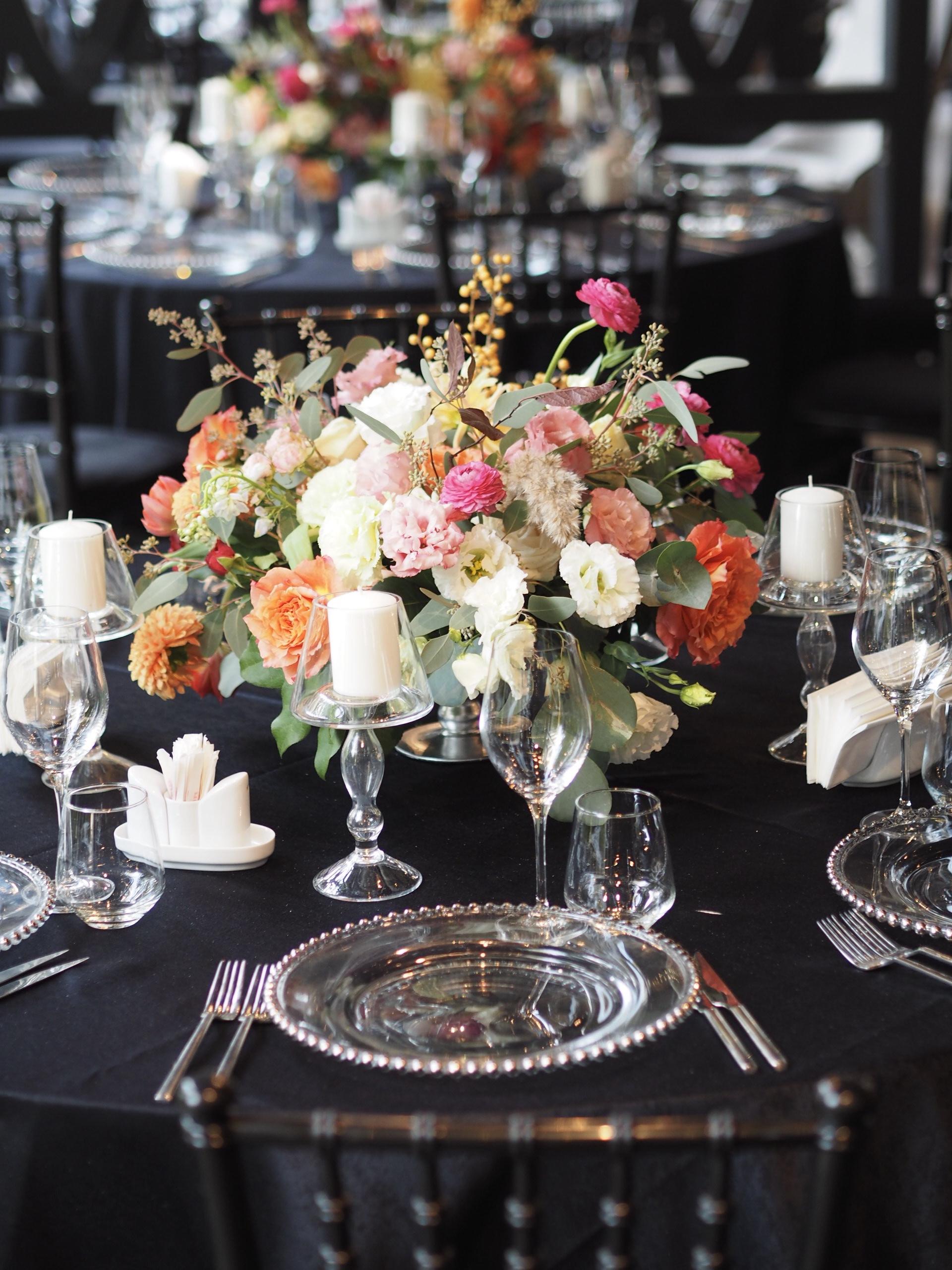 Aranjamente florale nunta Herastrau