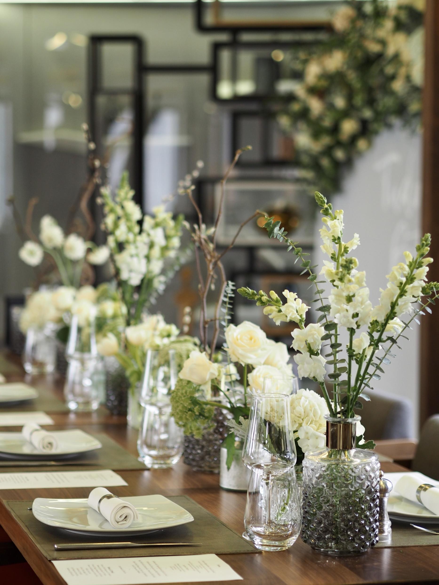 Design floral Casa di David