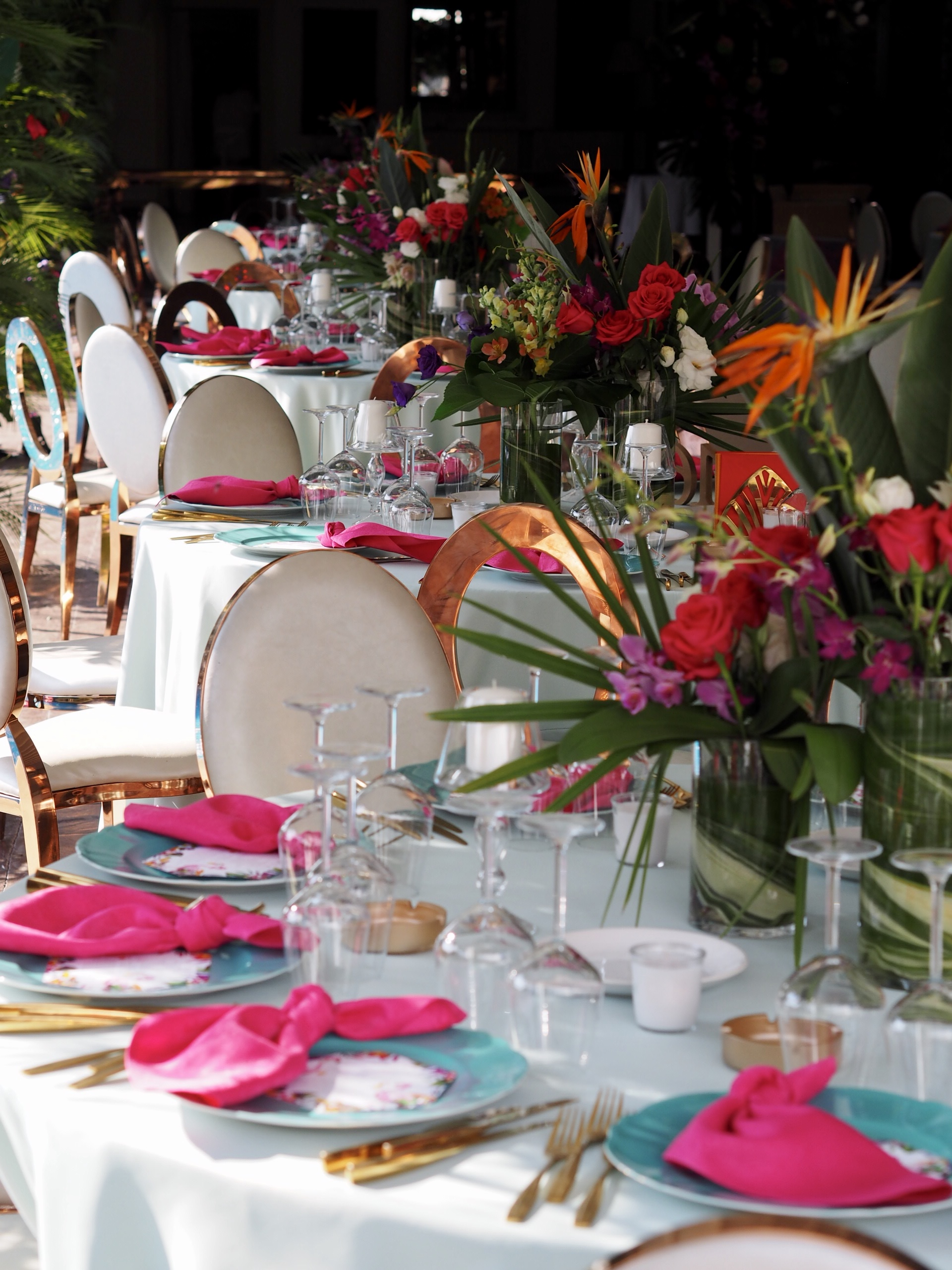 Design nunta exotica