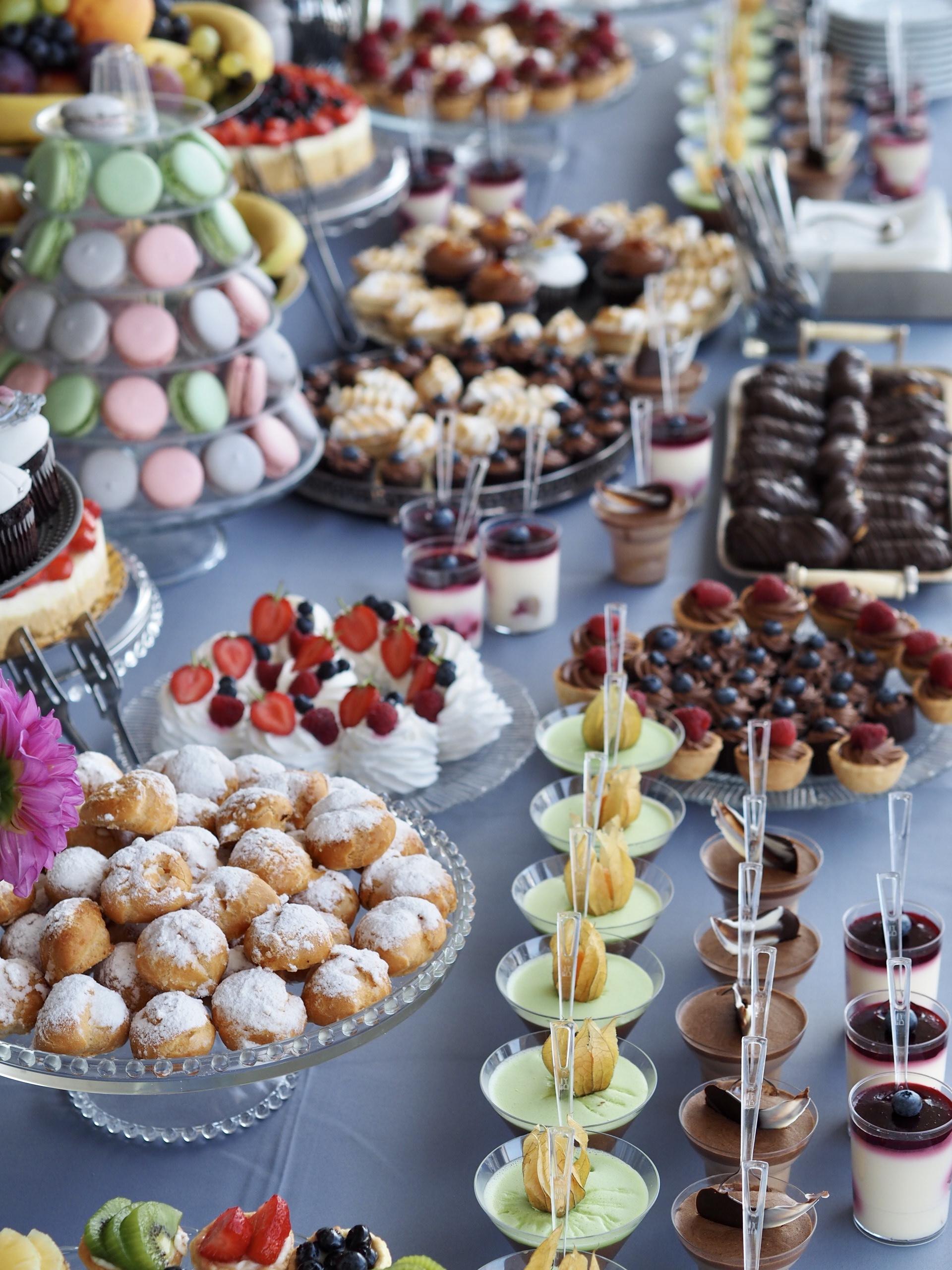 Candy bar nunta Snagov